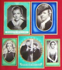 Renate Müller 1936 1937 Bunte Filmbilder Film Stars Cigarette Cards Lot of 5