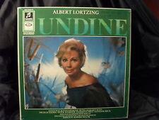 A. Lortzing - Undine / Heger       3 LP-Box