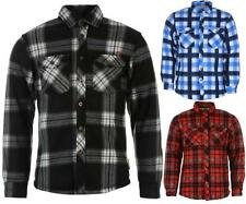 Checked Long Sleeve Lee Casual Shirts & Tops for Men