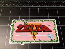 The Legend Of Zelda sprite / pixel video game decal sticker retro NES nintendo