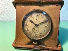 Rare Vintage Alarm Clock VACHERON CONSTANTIN 8 Days - Reloj despertador
