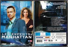LES EXPERTS MANHATTAN - Saison 2 - Coffret Volume 2- Digipack - 3 DVD - OCCASION