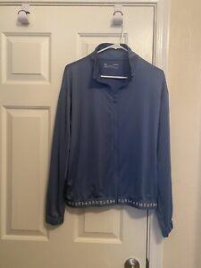 Ladies Under Armour Zip Front Active Jacket…Size L