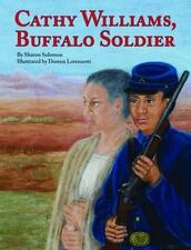 Cathy Williams, Buffalo Soldier-ExLibrary