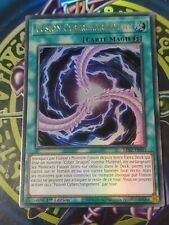 Yu-gi-oh Fusion Cyberchargement - LDS2-FR035 - Multi-couleur