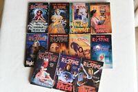 Fear Street R.L. Stine 11 Book Lot 90's Horror