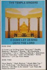 "THE TEMPLE SINGERS ""O COME LET US SING UNTO THE LORD"" CASSETTE"