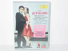 """*DVD-GIUSEPPE VERDI""""LA TRAVIATA""""- mit Anna Netrebko - 2006 Deutsche Grammophon*"""