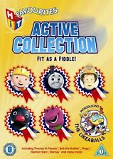 Hit's Favourites - Active Collection [DVD] 2008  Brand new and sealed