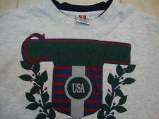Vintage Colorado Rockies USA Rocky Mountains Vacation Grey T Shirt Men's Size XL