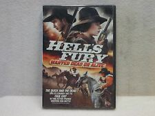Hell's Fury: Wanted Dead or Alive (DVD, 2012)