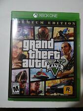 Grand Theft Auto V (Microsoft Xbox One, 2014) Gta 5