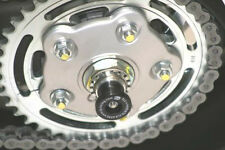 R&g Racing rueda trasera eje Sliders Protectores para adaptarse a Ducati Monster 796