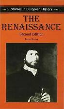 The Renaissance (Studies in European History)-ExLibrary