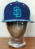 MLB San Diego Padres Baseball Tropical Floral Islander Logo Hat Cap SGA Snapback