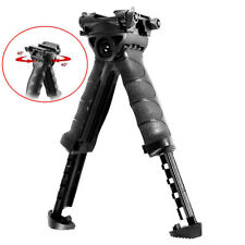 Rotating hunting Fore Tactical Vertical Foregrip Rifle Swivel Foldable Bipod