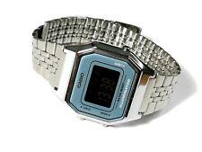 Reloj pulsera CASIO Illuminator 3284 LA680W Quartz Original funciona azul