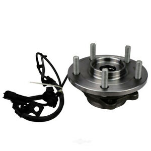 Wheel Bearing and Hub Assembly-AWD Rear Left CRS Automotive Parts NT930879