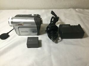 Panasonic PV-GS32 MiniDV Digital Video Camera Camcorder - SHIPS FREE!