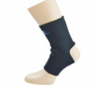 Ankle support Adjustable compression protector brace use