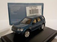 Land Rover Freelander - Blue, Model Cars, Oxford Diecast 1/76