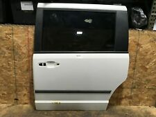 2011 DODGE GRAND CARAVAN REAR LEFT DRIVER SIDE DOOR SHELL PANEL W/ GLASS OEM+