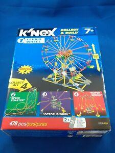 K'NEX Motorised Ferris Wheel Complete Set