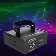 DJ Laser Bühnenlichter RGB 3 Eyes Mixed Aurora Effekt Projektor Party Show Licht