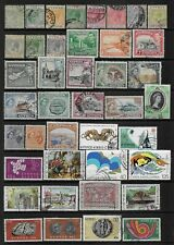 3 scans-Collection of good used Cyprus stamps.
