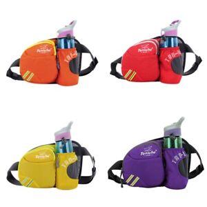 Running Belt Waist Pack Water Bottle Holder Running Waist Bag Sports Phone Pouch