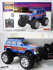 RARE VINTAGE 80'S TAIYO R/C OFF ROAD CHEROKEE POWER MACHINES SINGAPORE NEW NOS !