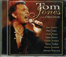 CD - TOM JONES AND FRIENDS  #E24#