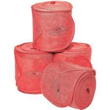 Weatherbeeta Fleece Bandages (Pack of 4) Paradise Pink