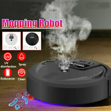 Intelligent Sweeper Robot Vacuum Cleaner Uv Disinfection Spray Humidification