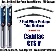 2pk Super-Premium NeoForm Wipers fit 2014 Cadillac CTS (V Models) - 16220/190