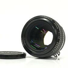 Nikon Nikkor Ai-s Ais 50mm f/1.2 Primo Lente MF DAL GIAPPONE-MOLTO BUONO TK []