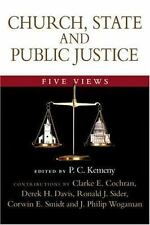 Spectrum Multiview Book: Church, State and Public Justice : Five Views (2007,...