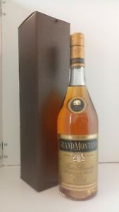 OLD COGNAC BRANDY GRAND MONTAND XO  VSOP 40% BOUTEILLE 70 CL