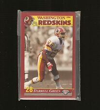 1994 Washington Redskins 16-card Police Set - Near Mint