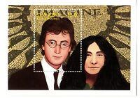 John Lennon Imagine St. Vicente Grenadines sellos stamps music