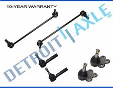 New 6pc Complete Front Suspension Kit for Saturn Vue Chevy Equinox and Torrent