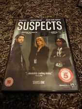 Suspects: Series 1 DVD (2014) 2 Disc Set