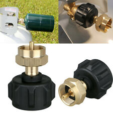 New Listingpropane Refill Adapter Lp Gas 1 Lb Cylinder Tank Coupler Bottles Heater Capmmx