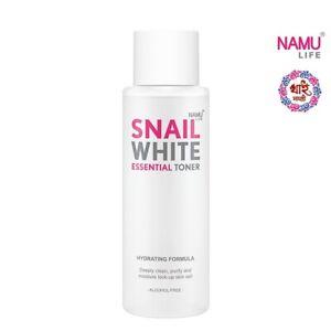 NAMU LIFE SNAILWHITE Essential Toner Formula Hydrating and Oil Control 150 ml.