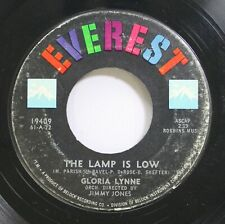 Jazz 45 Gloria Lynne - The Lamp Is Low / He Needs Me On Everest
