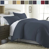Egyptian Comfort 6 Piece Bed Sheets Deep Pocket Brushed