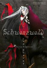 Final Fantasy 7 Vii Doujinshi Comic Sephiroth x Vincent Schwarzwald Reload