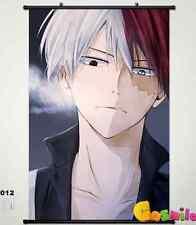 My Hero Academia Todoroki Sh�to Home Decor Japanese Anime Wall poster Scroll 012