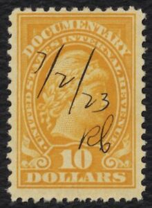 #R245 $10 Documentary: Liberty, Used [14] **ANY 5=FREE SHIPPING**