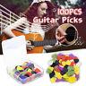 100Pcs/Set Electric Guitar Pick Acoustic Music Picks Plectrum Guitar Accessory